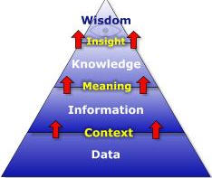 knowledge pyramid