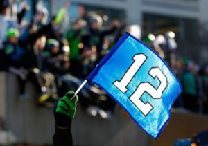 Seattle Seahawks victory parade
